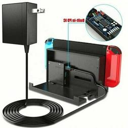 Power Supply For Nintendo Switch Dock Wall Charger Cable Ada
