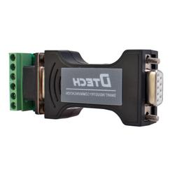DTECH RS232 to RS485 RS422 Serial Adapter Converter 9 Pin Da