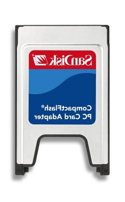 SanDisk SDAD-38-A10 CF to PC Card Adapter
