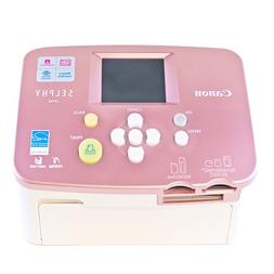 Canon Selphy CP760 Pink Compact Photo Printer