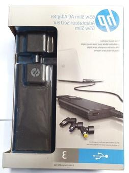 Hp 65w Slim With Usb Ac Adapter - 65 W For Notebook Smartpho