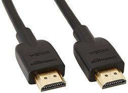 AmazonBasics High-Speed HDMI Cable, 6 Feet, 3-Pack