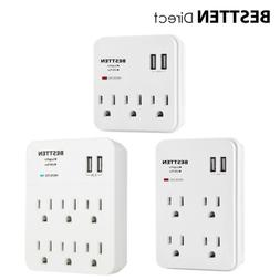 surge protector wall tap adapter electrical multi