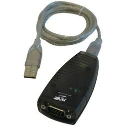 Tripp Lite USA-19HS Keyspan Hi-Speed USB to Serial Adapter -