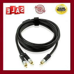 Mediabridge ULTRA Series RCA Y-Adapter  - for Digital Audio