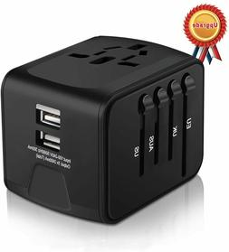 universal international power adapter w