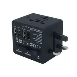 Universal Travel Adapter, Worldwide International Power Adap