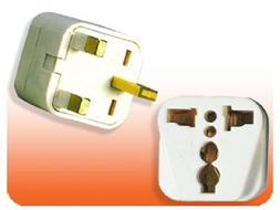 Universal US USA EU To UK British Plug Adapter Type G For En