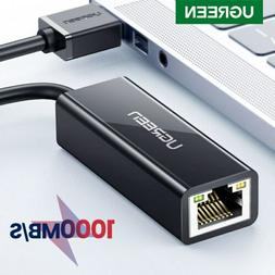 UGREEN USB 3.0 to Ethernet RJ45 Lan Gigabit Network Adapter
