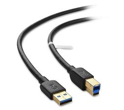 Cable Matters USB 3.0 Type A to Type B Male Fast Adapter Cor