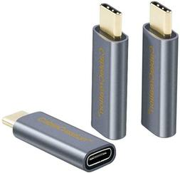 CableCreation USB C Extension Adapter , USB 3.1 Type C Male
