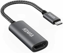 Anker USB C to HDMI Adapter Aluminum Portable USB C Adapter