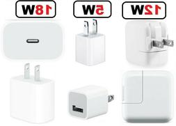 USB Quick Fast Charging Wall Charger Power Adapter For iPhon