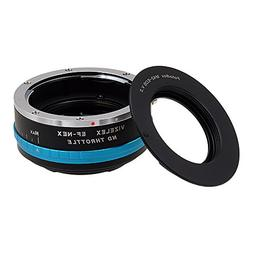 Vizelex ND Throttle Lens Mount Adapter from Fotodiox Pro M42
