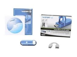 TRENDnet 54Mbps Wireless G USB Adapter TEW-424UB